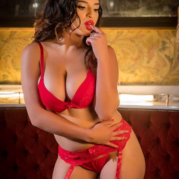 Cam girl Gabriela Lopez