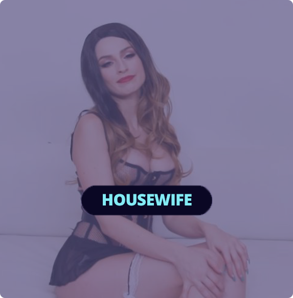 Cam girl Housewife