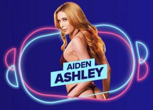 aiden ashley jerkmate tv pornstar