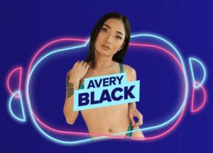avery black jerkmate tv pornstar