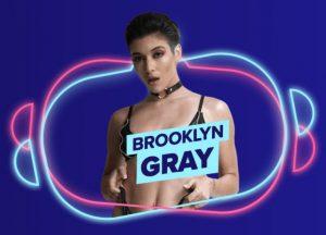brooklyn gray jerkmate tv pornstar