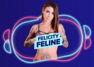 felicity feline jerkmate tv pornstar