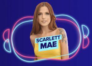 scarlett mae jerkmate tv pornstar