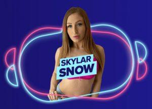 skylar snow jerkmate tv pornstar